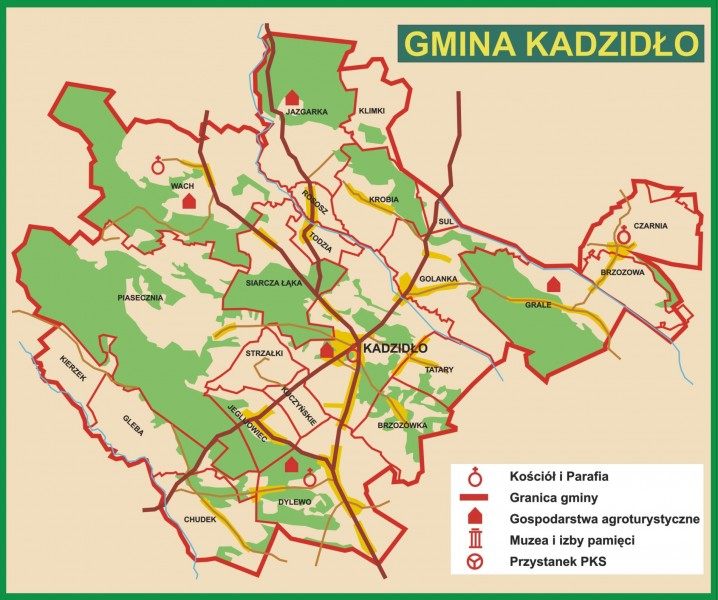 Znamy Nowych Soltysow W Gminie Kadzidlo