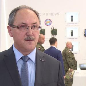 Andrzej Synowiecki, prezes firmy Radmor wchodz�cej w sk�ad WB Group