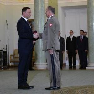 Uroczysto�� mianowania szefa SG WP, fot. mjr Robert Siemaszko/CO MON