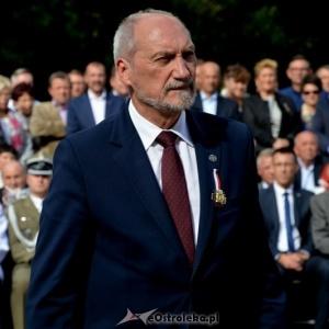 Antoni Macierewicz, Minister Obrony Narodowej fot. eOstroleka.pl