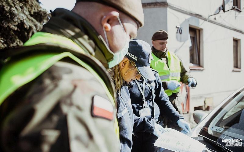 Dziewięciu policjantów z Redłowa na kwarantannie